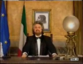LOGO TELE+ BIANCO