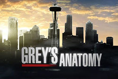 Serie Greys Anatomy