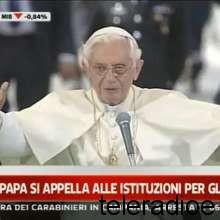 Papa dimissionario