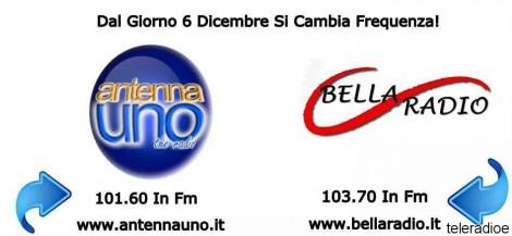 Frequenze Radio FM Catania Dicembre 2014