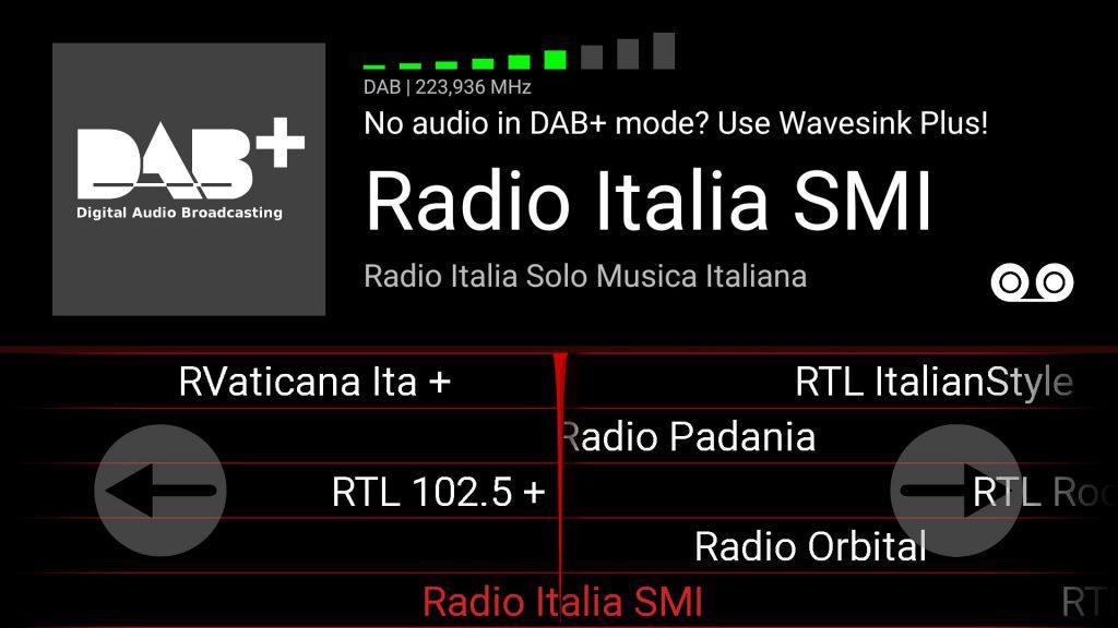 Frequenze DAB Radio Digitale Catania Giugno 2016 | Teleradioe