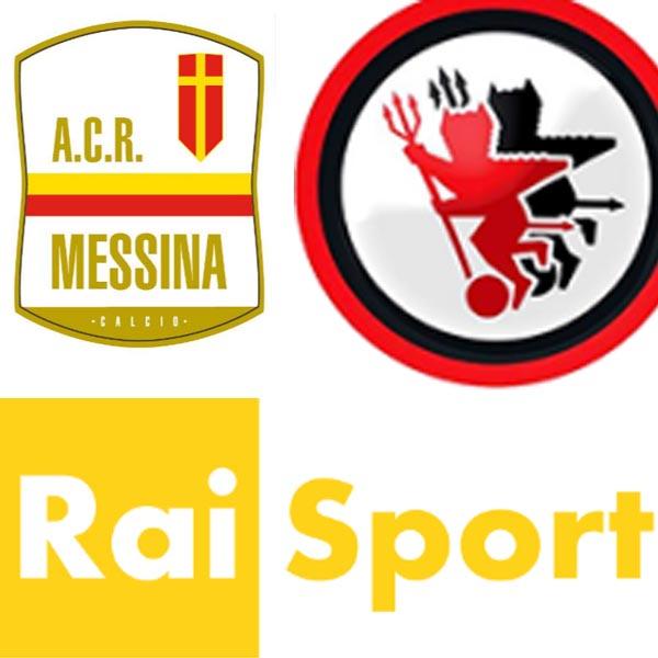 Diretta Tv Messina-Foggia Rai Sport Lunedì 19 Settembre Ore 20.45