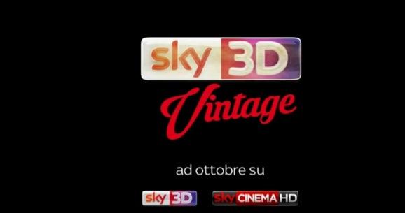 Sky Cinema 3D Canale Temporaneo 8-16 Ottobre 2016