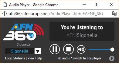AFN: che fine ha fatto AFN Power sui 107 in FM?
