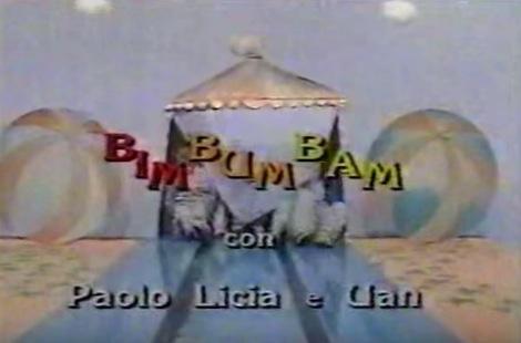 Domenica 11 dicembre su Mediaset Extra maratona Bim Bum Bam