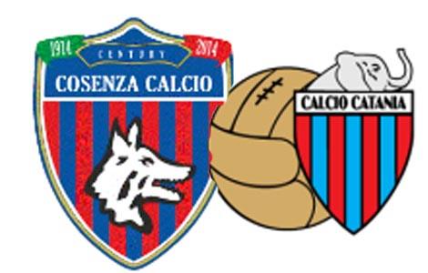 Cosenza-Catania diretta tv Telecolor sabato 3 16.30