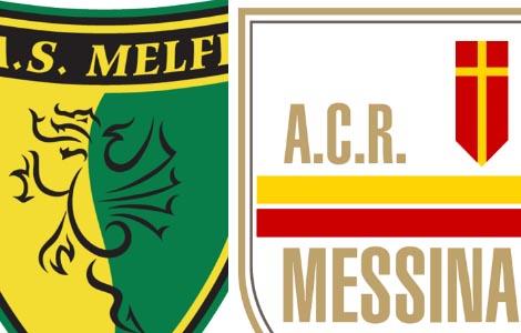 Melfi-Messina diretta tv Antenna Sicilia sabato 3 14.30