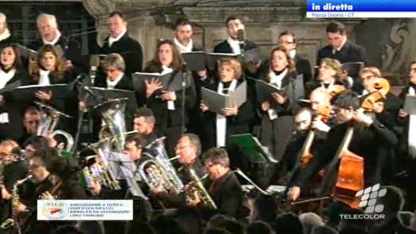 Diretta A Sira o Tri – Fuochi d'Artificio Festa di Sant'Agata su Telecolor e Ultima Tv