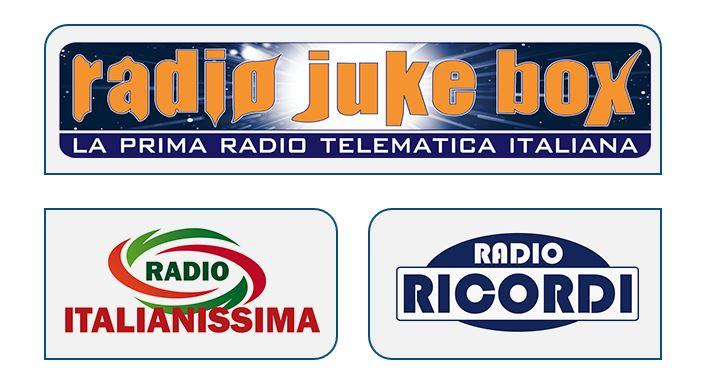 Fuori RSC Italia e Radio Catania arrivano Italianissima e Jukebox