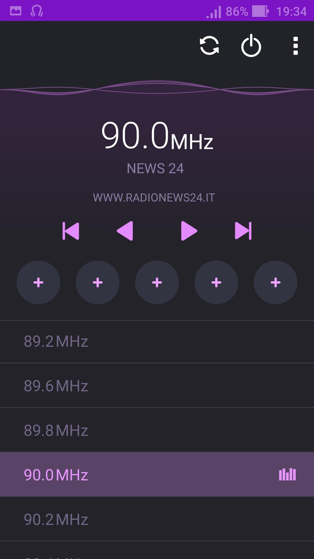 Radio News 24 anche su 89.8 (sostituisce Radio Jukebox)