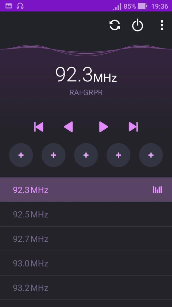Rai Radio Tutta Italiana in FM sulle frequenze di GR ...