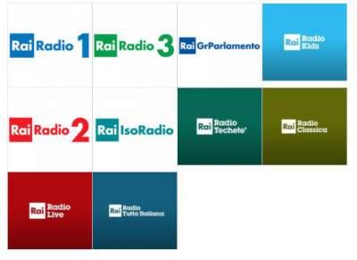 DAB Rai il mux con i nuovi canali radio tematici