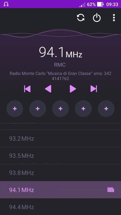 Radio Montecarlo passa da 94.2 a 94.1 MHz FM (Catania ...
