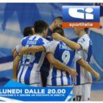 Calcio a 5 Diritti Tv 2017/2019 con anticipo e posticipo su SportItalia