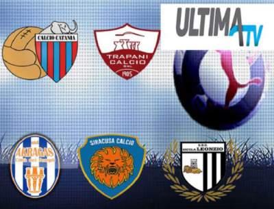 Diritti Tv Serie C (Sicilia) a Ultima Tv, Telecolor, Radio Telecolor e Radio Cuore Trapani