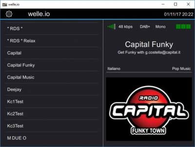 Torna Capital Music sul DAB+