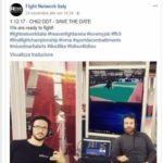 Fight Network Italia arriva sul digitale terrestre dal 1 dicembre sul canale 62