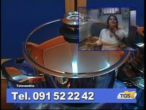 Inserito TGS HD clone di TGS Telegiornale di Sicilia