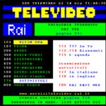 1984: la nascita del Televideo in Italia
