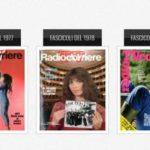 Archivio Radiocorriere Tv consultabile gratis online (PDF)