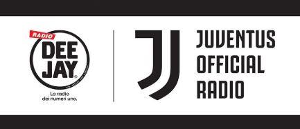 Deejay radio ufficiale di tutte le partite in diretta della Juventus in Champions League