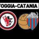 Foggia-Catania diretta Raisport domenica 5 agosto ore 20.45