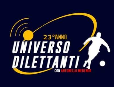 Universo dilettanti diretta partite calabresi dalla D alla Seconda Categoria su Studio95