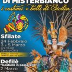 Carnevale di Misterbianco 2019 in diretta su Telecolor e Videomediterraneo