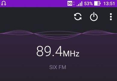 Six FM arriva sugli 89.4 a Catania città