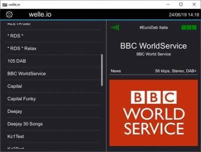 DAB: Entra BBC Worldservice, Esce Guardia Costiera
