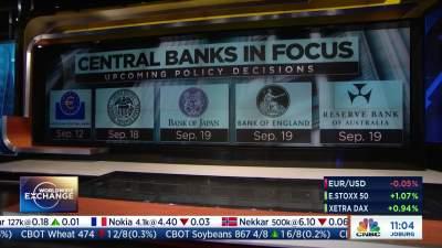 CNBC Europe aggiunta in alta definizione su Hotbird