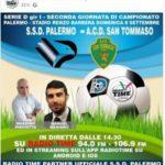 Palermo calcio diretta Studio-Stadio su Trm, Tgs e Gold 78