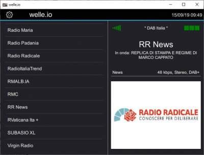 RRNews aggiunta a DAB Italia