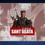 Diretta Festa di Sant'Agata 2020 su VideoMediterraneo HD