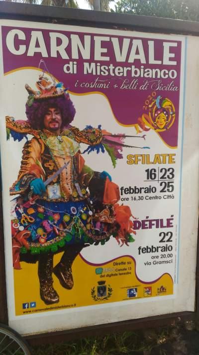 Carnevale di Misterbianco 2020 in diretta su TRM