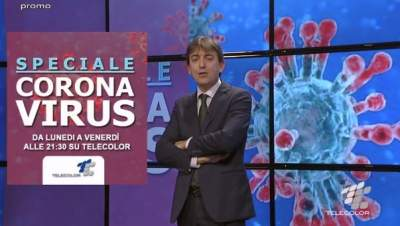 Speciale Coronavirus Sicilia su Telecolor