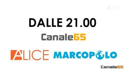 I programmi di Alice e Marcopolo su Canale 65