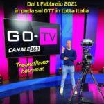 Iniziate le trasmissioni di Go Tv (ore 18.00-07.00)