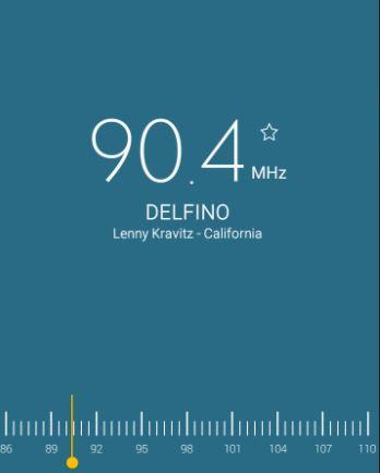Radio Delfino attiva RDS RT con titolo e artista del brano in onda