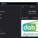 La qualità audio delle emittenti nazionali sul DAB+
