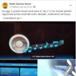 Radio Gamma Stereo la radio dei Castelli Romani arriva via SAT
