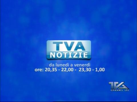 TVA Channel aggiunto al mux Antenna Uno