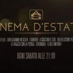 Cinema d'estate ogni sabato su Antenna Sicilia